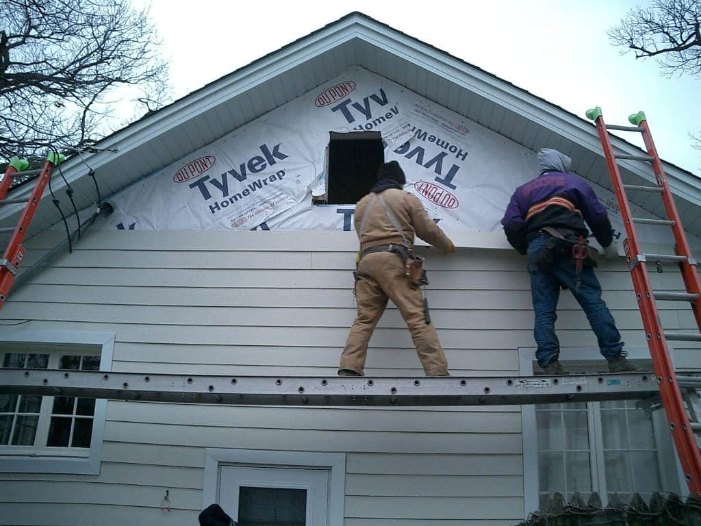 Residential Siding Replacement Services In Humble TX